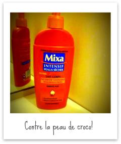 mixa intensif peau seches
