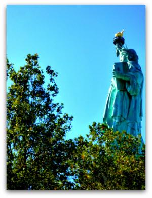 statue liberte