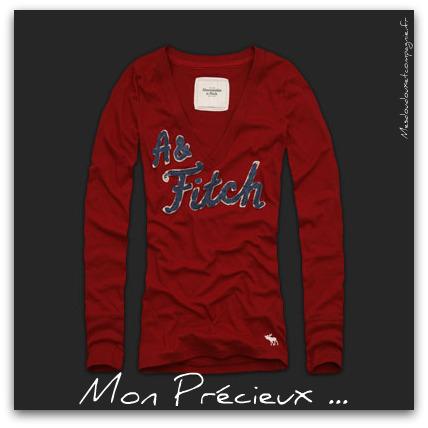 tee-shirt abercrombie