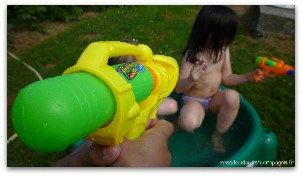 Pistolet-eau