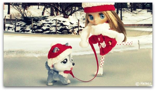 Blythe adopte pet shop mes doudoux et compagnie for Blythe le jardin de maman