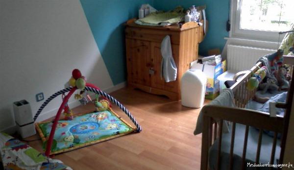 Que fait un b b de 3 mois mes doudoux et compagnie blog de maman - Quand faire dormir bebe dans sa chambre ...