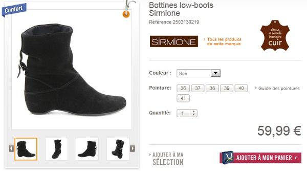 bottes femme confort sirmione
