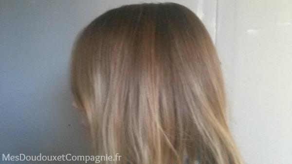 Traitement naturel du cuir chevelu saturé et cheveux