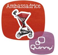 ambassadrice quinny
