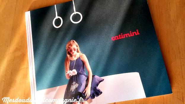 catimini catalogue robe