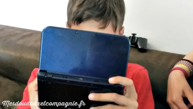 NEW 3DS XL BLEU