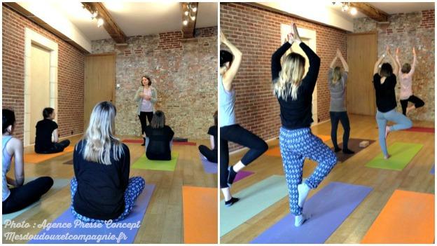 Initiation Yoga yogalite