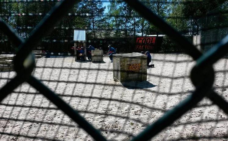 paint ball center parcs de kempervennen