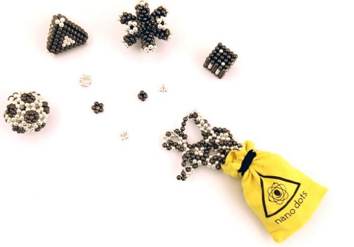 idees cadeaux billes magnétiques nandots