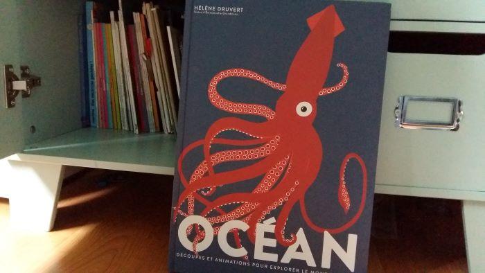 livre enfants curieux océan