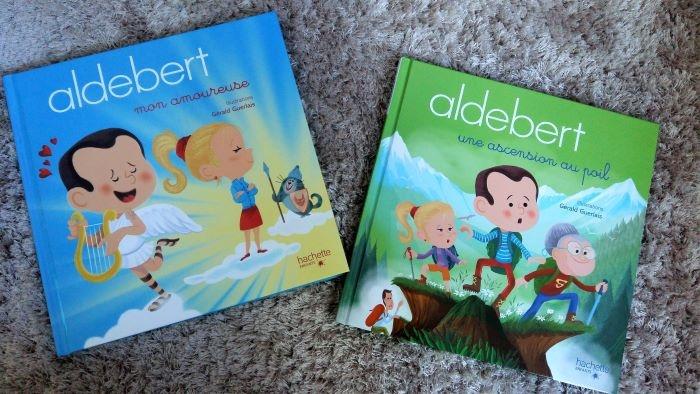album jeunesse aldebert